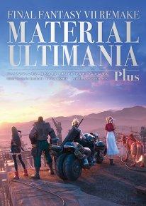 Final Fantasy VII Remake Ultimania Plus cover