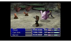 Final Fantasy VII screenshot 3