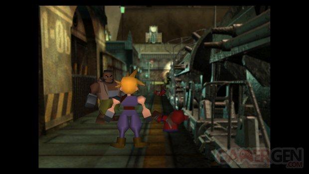 Final Fantasy VII screenshot portage 4