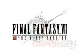 Final Fantasy VII The First Soldier logo 17 03 2021
