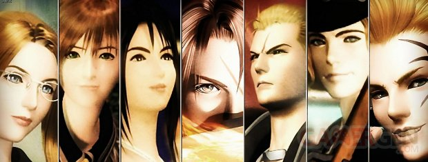 Final Fantasy VIII Remastered images test impressions jeu (2)