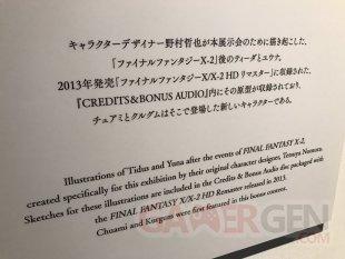 Final Fantasy X 2 20 01 2018 art expo bonus 4