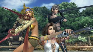 Final Fantasy X 2 HD Remaster images ps4
