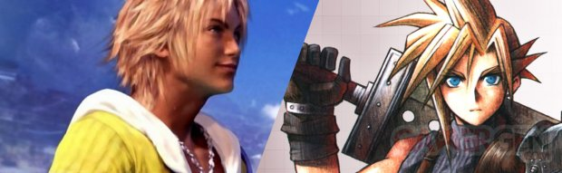 Final Fantasy X Vii Image jeu ban1