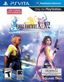 final fantasy x x 2 hd cover boxart jaquette psvita