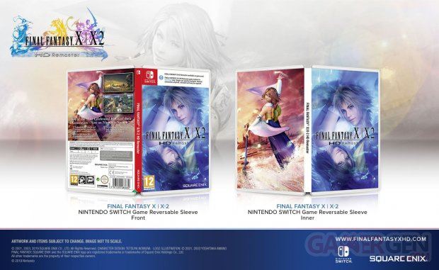 Final Fantasy X X 2 HD Remaster 08 04 2019