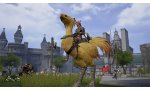final fantasy xi quelques images version mobile mmorpg