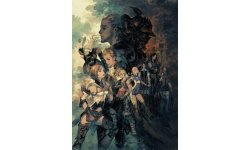 final fantasy xii key art