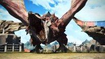 Final Fantasy XIV collaboration Monster Hunter World 11 06 2018