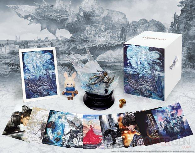 Final Fantasy XIV Endwalker collector 15 05 2021