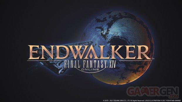 Final Fantasy XIV Endwalker logo 06 02 2021