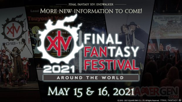Final Fantasy XIV Fan Festival Around the World dates 06 02 2021