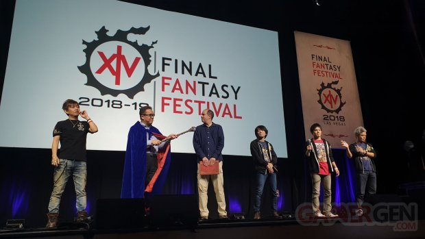 Final Fantasy XIV Fan Festival Las Vegas 01 16 11 2018