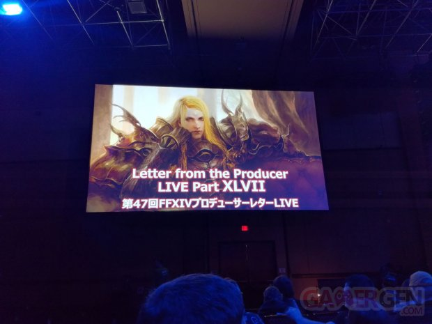 Final Fantasy XIV Fan Festival Las Vegas 08 17 11 2018