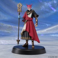 Final Fantasy XIV FFXIV Crystal Exarch statuette 01 15 05 2021