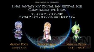 Final Fantasy XIV FFXIV Endwalker Fan Festival 02 06 02 2021