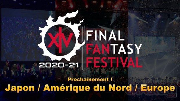 Final Fantasy XIV FFXIV Fan Festival 14 12 2019