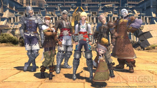 Final Fantasy XIV FFXIV patch 4.3 04 17 05 2018