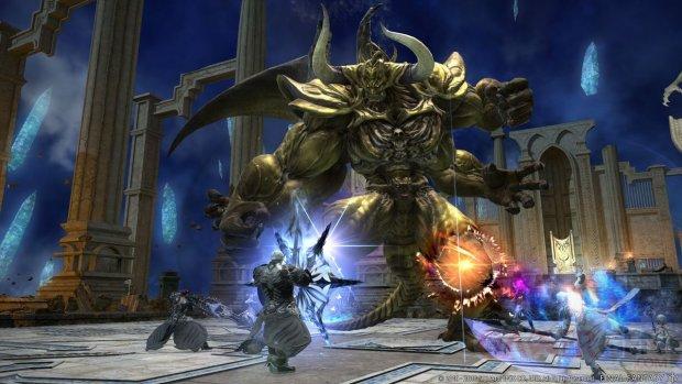 Final Fantasy XIV : quelques images inédites diffusées, le Raid