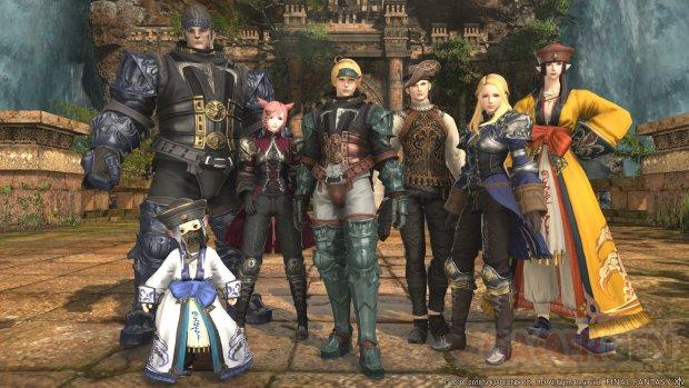 Final Fantasy XIV FFXIV patch 4.5 04 29 12 2018