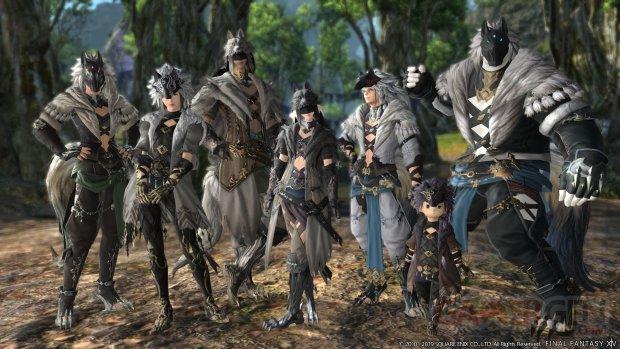 Final Fantasy XIV FFXIV patch 5.1 06 18 10 2019