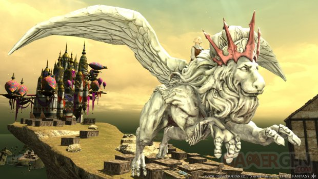 Final Fantasy XIV FFXIV patch 5.1 13 29 10 2019