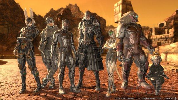 Final Fantasy XIV FFXIV patch 5.1 17 29 10 2019