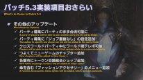 Final Fantasy XIV FFXIV patch 5.3 64 22 07 2020