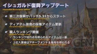 Final Fantasy XIV FFXIV patch 5.3 70 22 07 2020