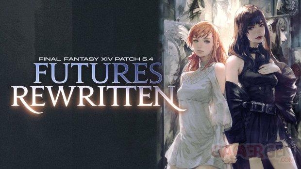 Final Fantasy XIV FFXIV patch 5.4 12 27 11 2020