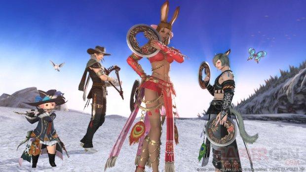 Final Fantasy XIV FFXIV patch 5.5 02 13 04 2021