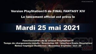 Final Fantasy XIV FFXIV patch 5.55 03 16 05 2021