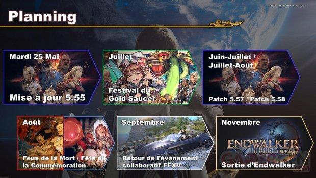 Final Fantasy XIV FFXIV patch 5.55 04 16 05 2021