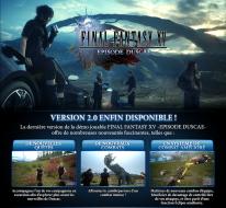 Final Fantasy XV 09 06 2015 Mise a jour 2 0 screenshot (1)
