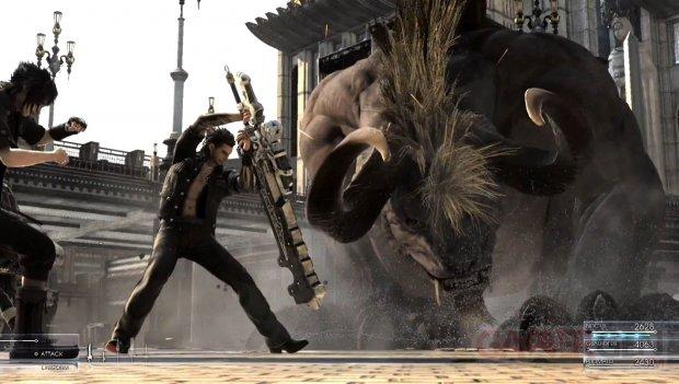 Final Fantasy XV 28.04.2014