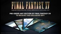 Final Fantasy XV bonus précommande 7