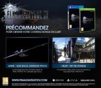 Final Fantasy XV bonus précommande 8