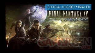 Final Fantasy XV Comrades head
