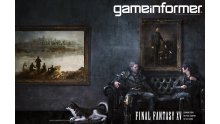 Final Fantasy XV Couverture GameInformer