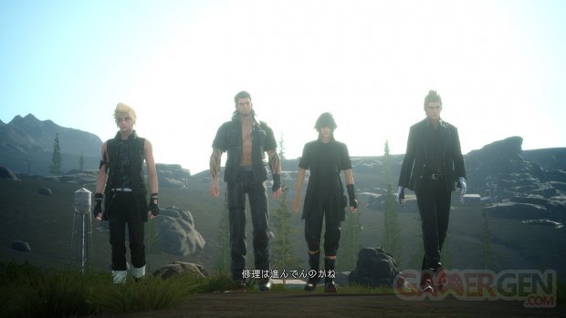 Final fantasy XV Episode Duscae (5)