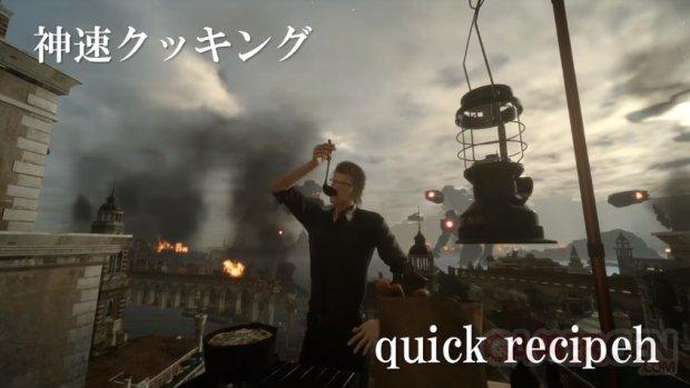 Final Fantasy XV Episode Ignis head