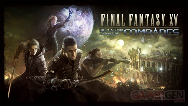 Final Fantasy XV Frères d'Armes