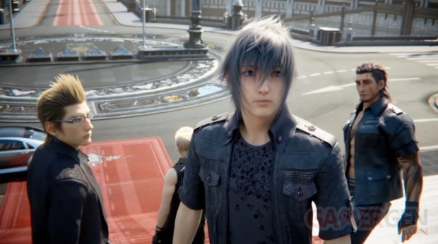Final Fantasy XV head 1