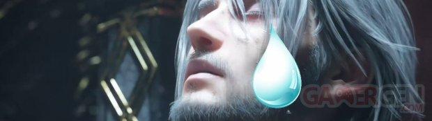 Final Fantasy XV image pleure noctis 1