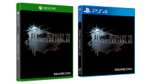 Final Fantasy XV jaquette reversible image (1)