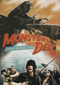 Final Fantasy XV Monster of the Deep poster 01 14 02 2018