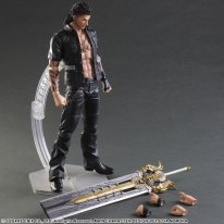 FINAL FANTASY XV PLAY ARTS KAI GLADIOLUS