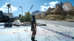 Final Fantasy XV PS4 Pro démo 02 11 11 2016