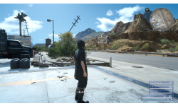 Final Fantasy XV PS4 Pro démo 02 11 11 2016