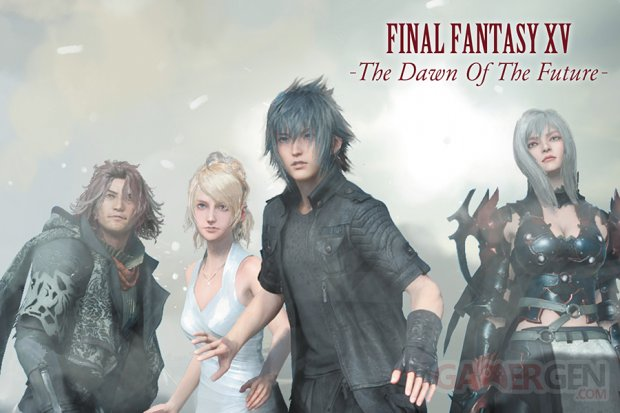 Final Fantasy XV The Dawn of the Future 02 04 08 2020